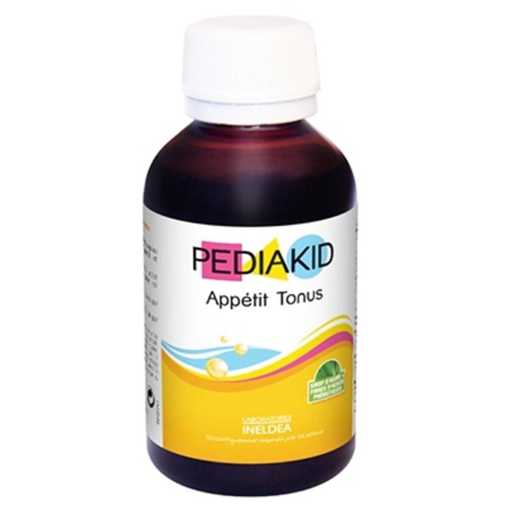 Appetit tonus - 125.0 ml - pédiakid - pediakid Stimuler l'appétit et favoriser la prise de poids-10946