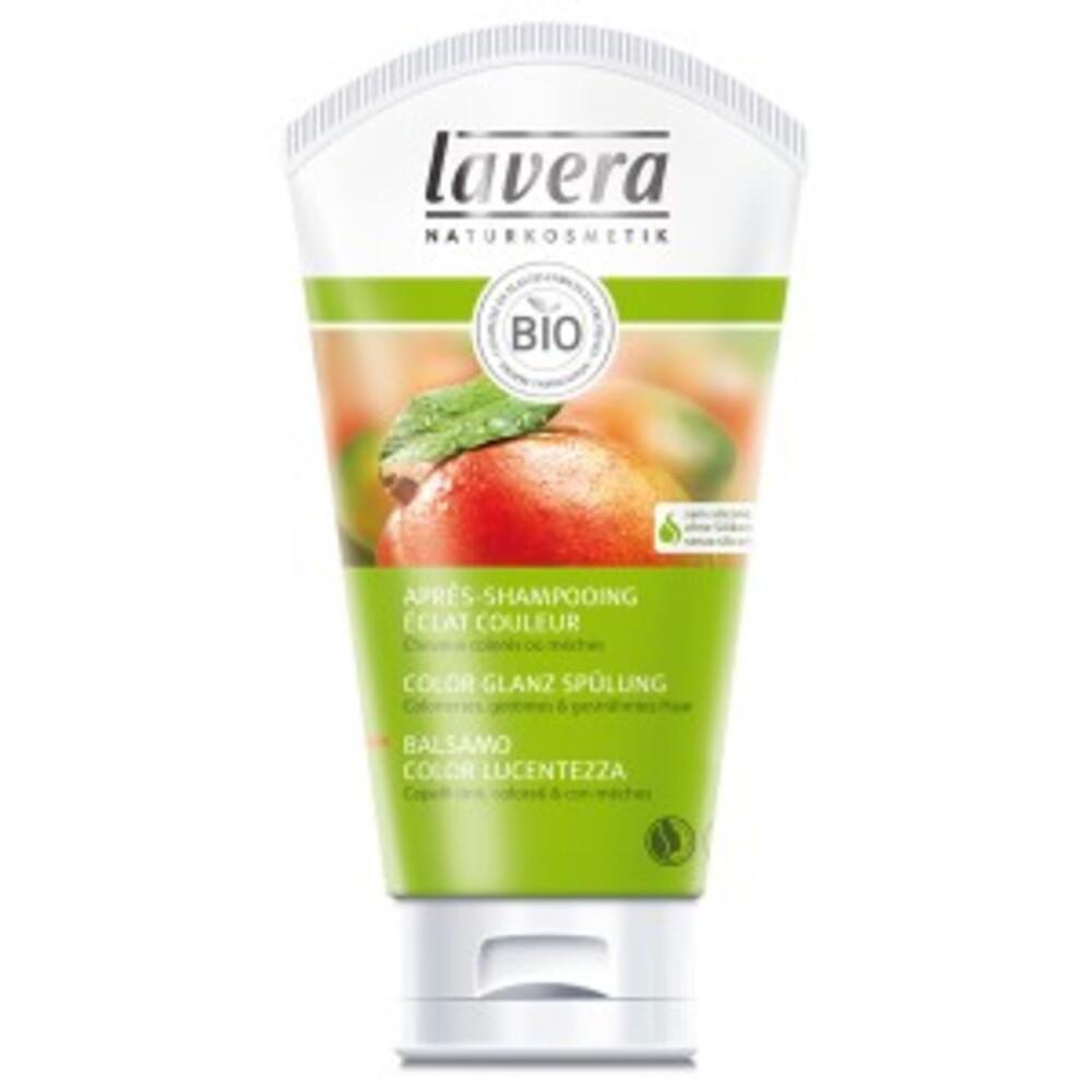 Après shampoing éclat couleur - 150 ml - divers - lavera -142379