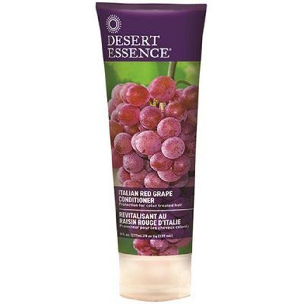 Après-shampooing revitalisant raisin rouge d'italie 237ml - desert essence -221579