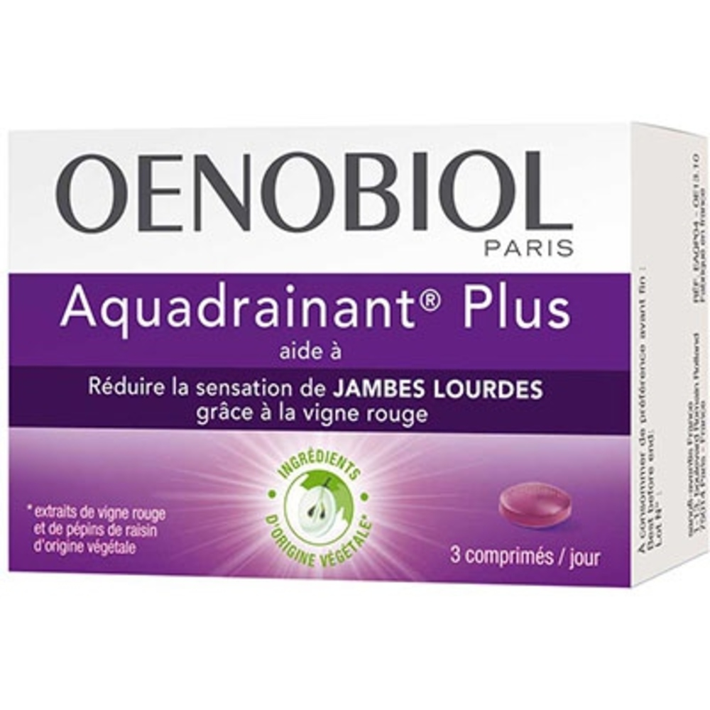Aquadrainant plus - oenobiol -195757