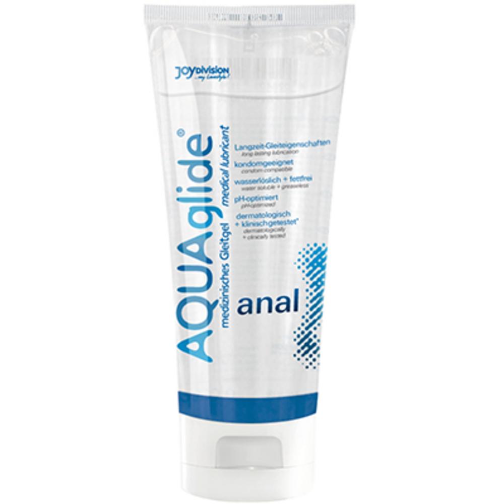Aquaglide lubrifiant anal - 100ml - joydivision -200905