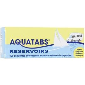 Aquatabs 100 comprimés effervescents - aquatabs -211097