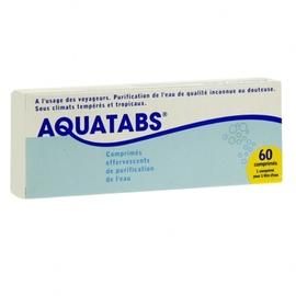 Aquatabs - 60 comprimés effervescents - aquatabs -146107