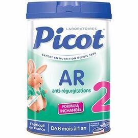 Ar lait 2ème âge 900g - 900.0 g - picot -148391