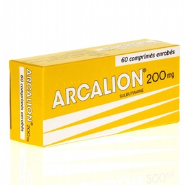Arcalion 200mg - 60 comprimés - laboratoires servier -206919