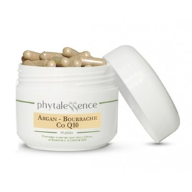 Argan bourrache co q10 - phytalessence -202940