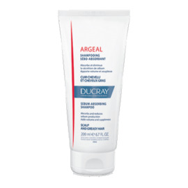 Argeal shampooing sébo-absorbant 200ml - ducray -219084