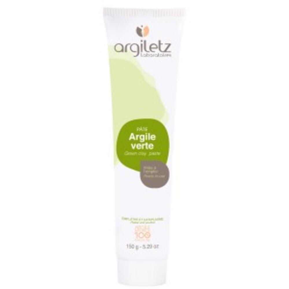 Argile tube - 150.0 g - argile prête à l'emploi - argiletz Pour les peaux grasses-9616