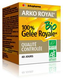 Arko royal® 100% gelée royale bio - 40.0 g - gelée royale - arkopharma ARKO ROYAL® 100% Gelée Royale Bio-104471