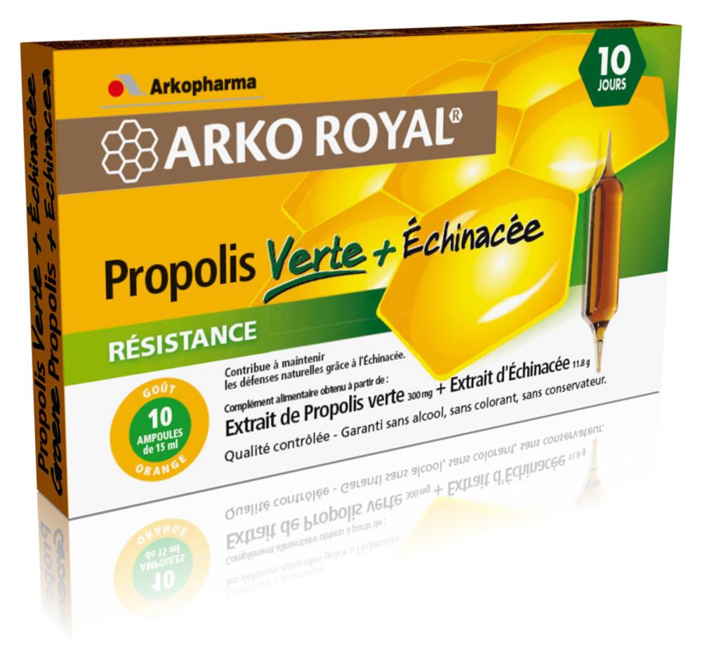 Arko royal® propolis verte - 150.0 ml - défense de l'organisme - arkopharma ARKO ROYAL® Propolis Verte-148250