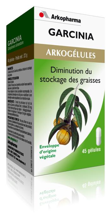 Arkogélules garcinia Arko pharma-147759