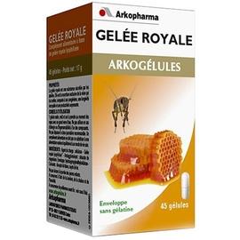 Arkogelules gelée royale - 45 gélules - 45.0 unites - gelée royale - arkopharma Arkogélules Gelée Royale-147730