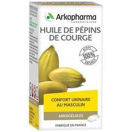 Arkogelules huile de pépins de courge - format eco - 180.0  - bien-être urinaire - arkopharma Arkogélules Huile de Pépins de Courge-147863
