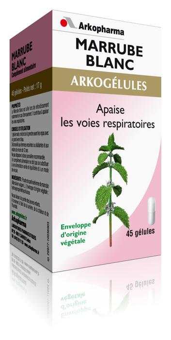 Arkogélules marrube blanc Arko pharma-147855