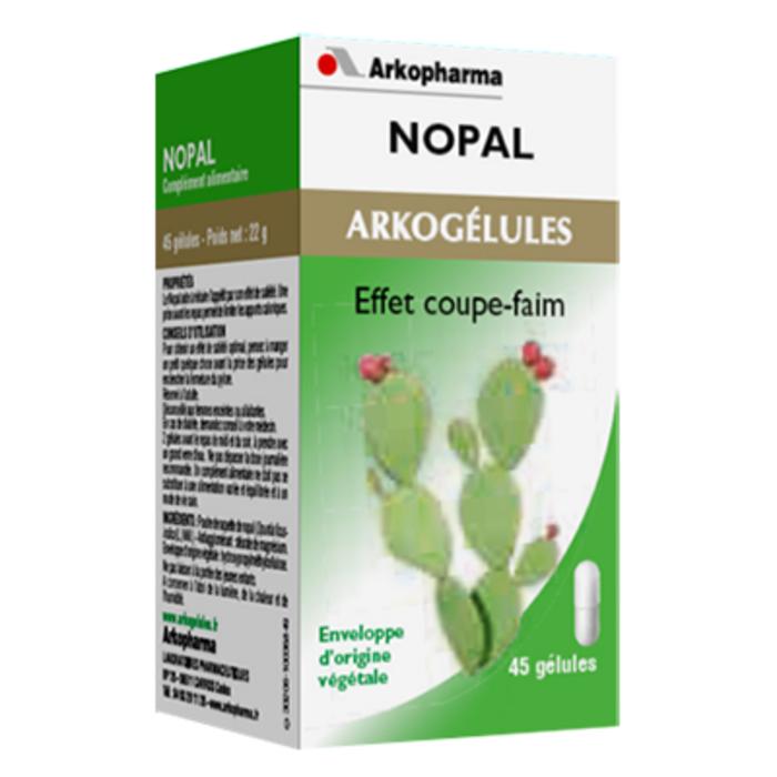Arkogelules nopal - 45 gélules Arko pharma-147729