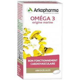 Arkogelules omega 3 - 180 capsules - 180.0  - coeur - arkopharma Arkogélules Oméga 3, origine marine-191851