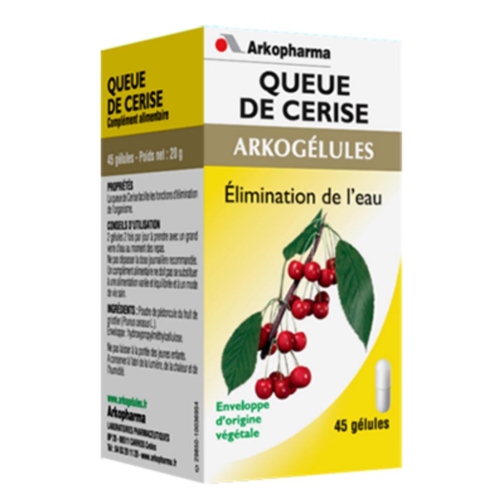 Arkogelules queue de cerise - 45 gélules - bien-être urinaire - arkopharma Arkogélules Queue de Cerise-147946