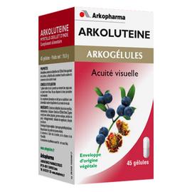 Arkopharma arkogelules arkolutéine - 45 gélules - vision - arkopharma Arkogélules Arkolutéine-191881