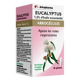 Arkopharma arkogelules eucalyptus - 45 gélules - gênes respiratoires - arkopharma Arkogélules Eucalyptus-147848