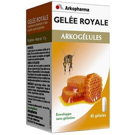 Arkopharma arkogelules gelée royale - 45 gélules - 45.0 unites - gelée royale - arkopharma Arkogélules Gelée Royale-147730
