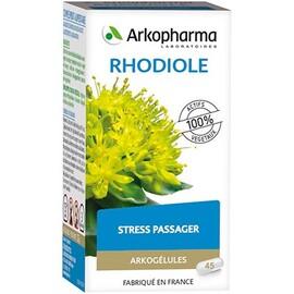 Arkopharma arkogelules rhodiole - 45 gélules - 45.0 unites - stress surmenage - arkopharma Arkogélules Rhodiole-147918