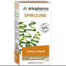 Arkopharma arkogelules spiruline - 45 gélules - 45.0 unites - tonus vitalité - arkopharma Arkogélules Spiruline-147766