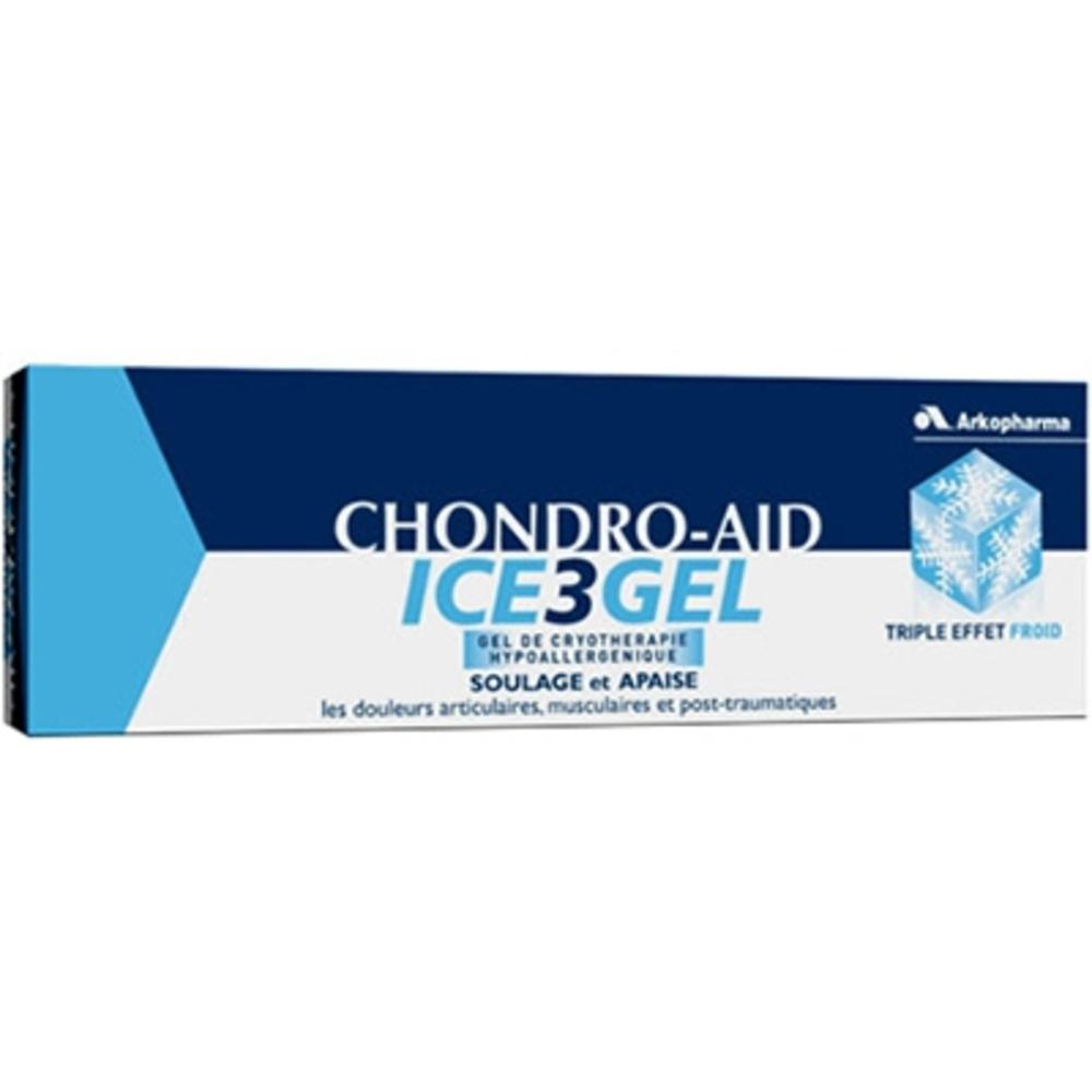 Arkopharma chondro-aid ice3 gel - 100 ml - 100.0 ml - arkopharma -144722