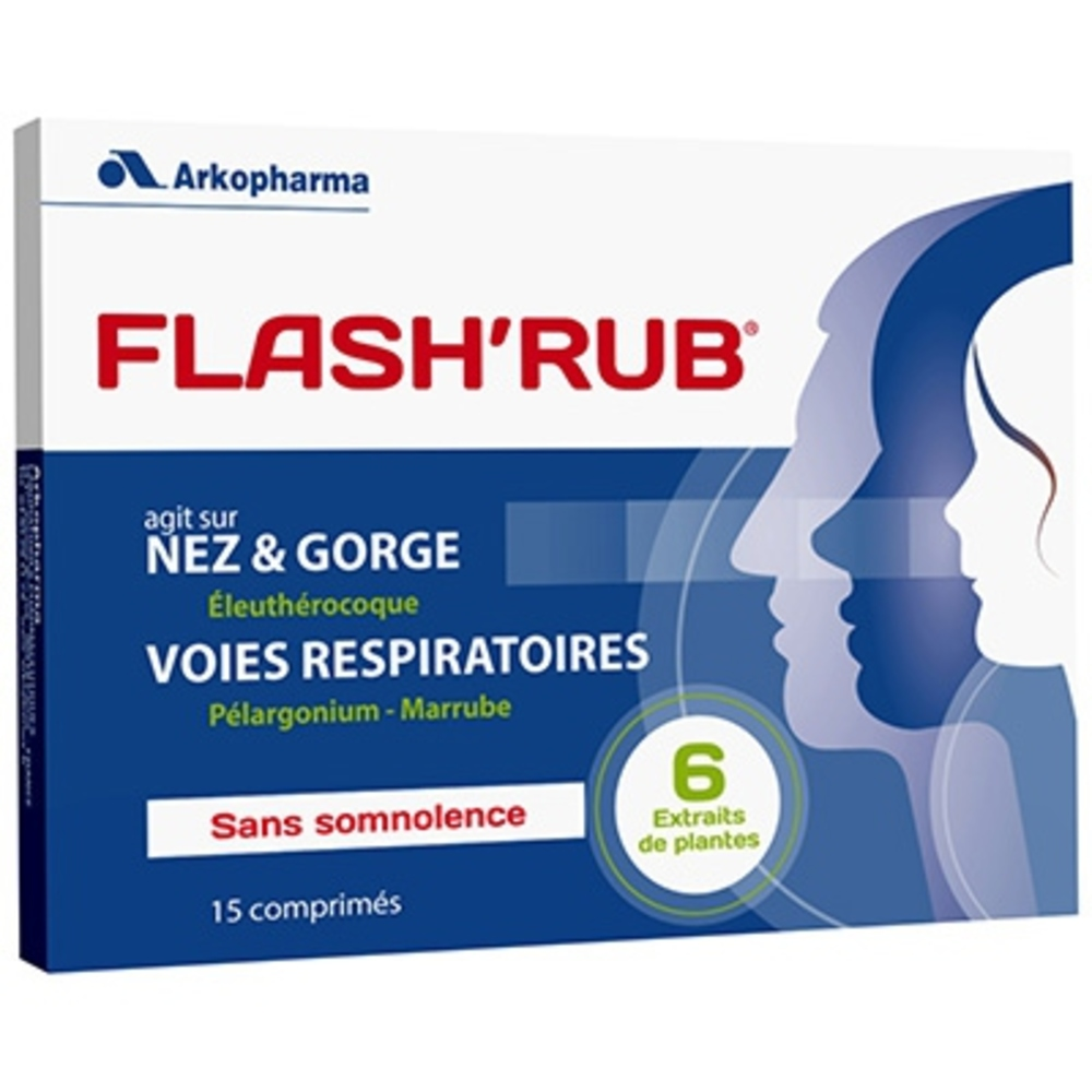Arkopharma flash'rub - gênes respiratoires - arkopharma Flash'Rub®-191886