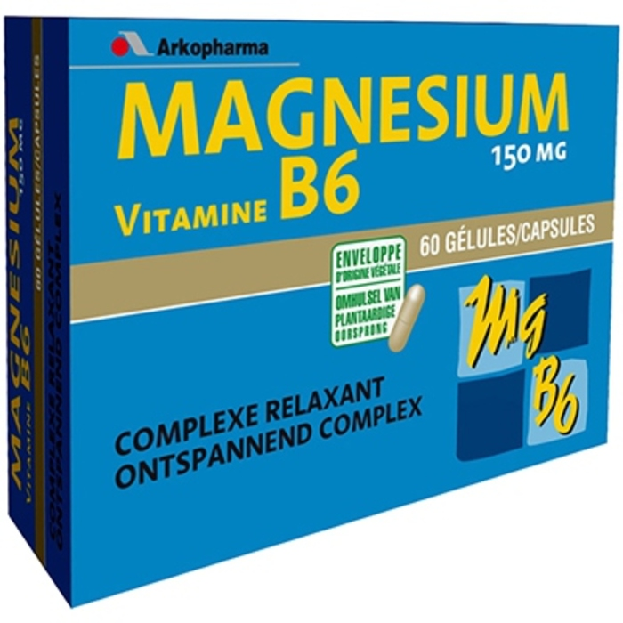 Arkovital magnésium vitamine b6 Arko pharma-148117