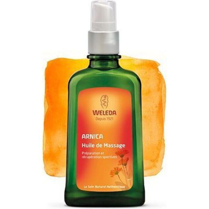 Arnica huile de massage Weleda-220938
