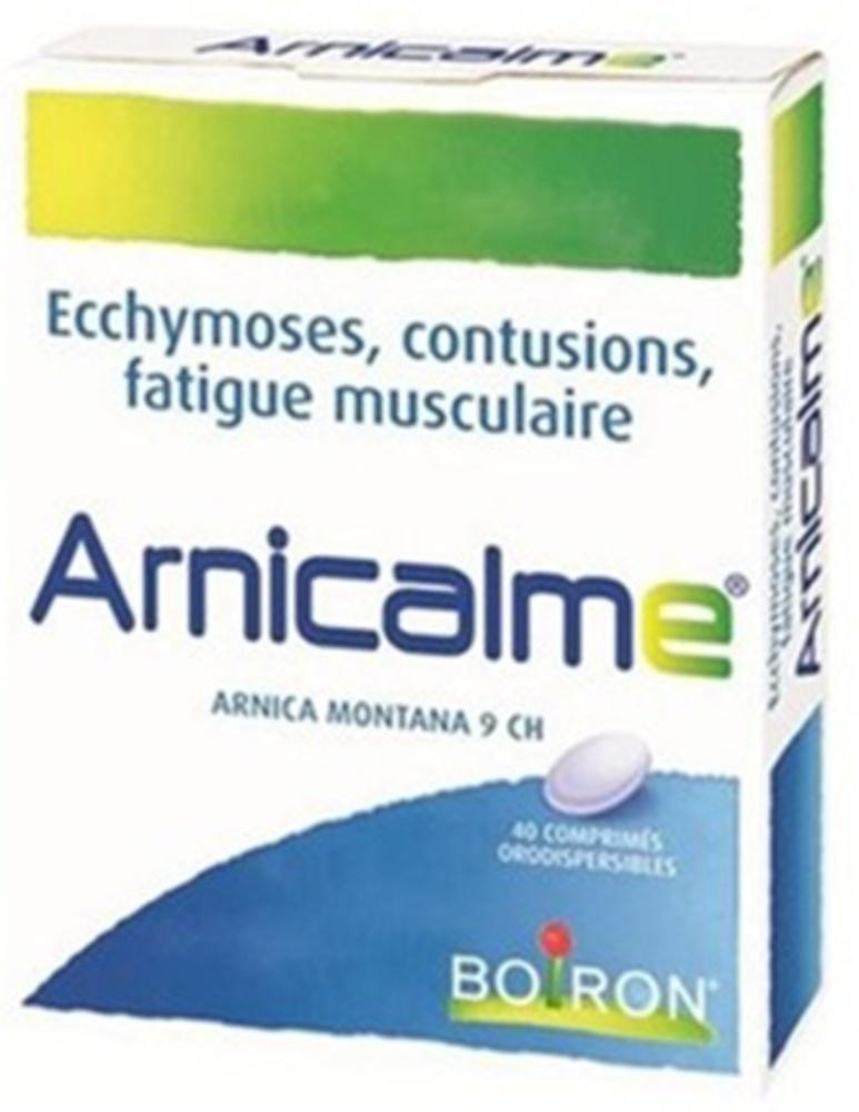 Arnicalme - 40 comprimés orodispersibles - boiron -206891