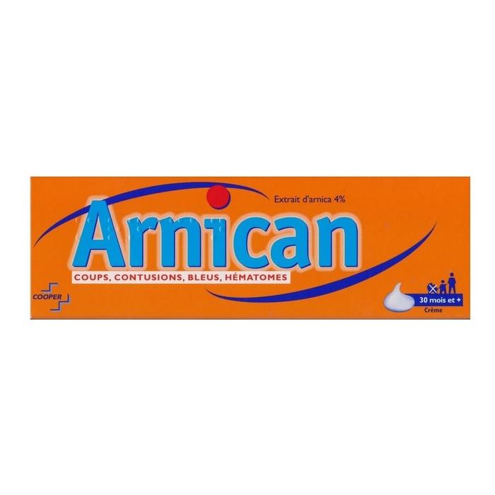 Arnican 4% crème Cooper-192902