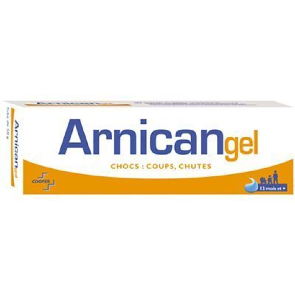 Arnican gel chocs, coups, chutes 50g - cooper -214834