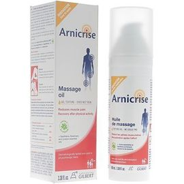 Arnicrise huile de massage 100ml - gilbert -225972