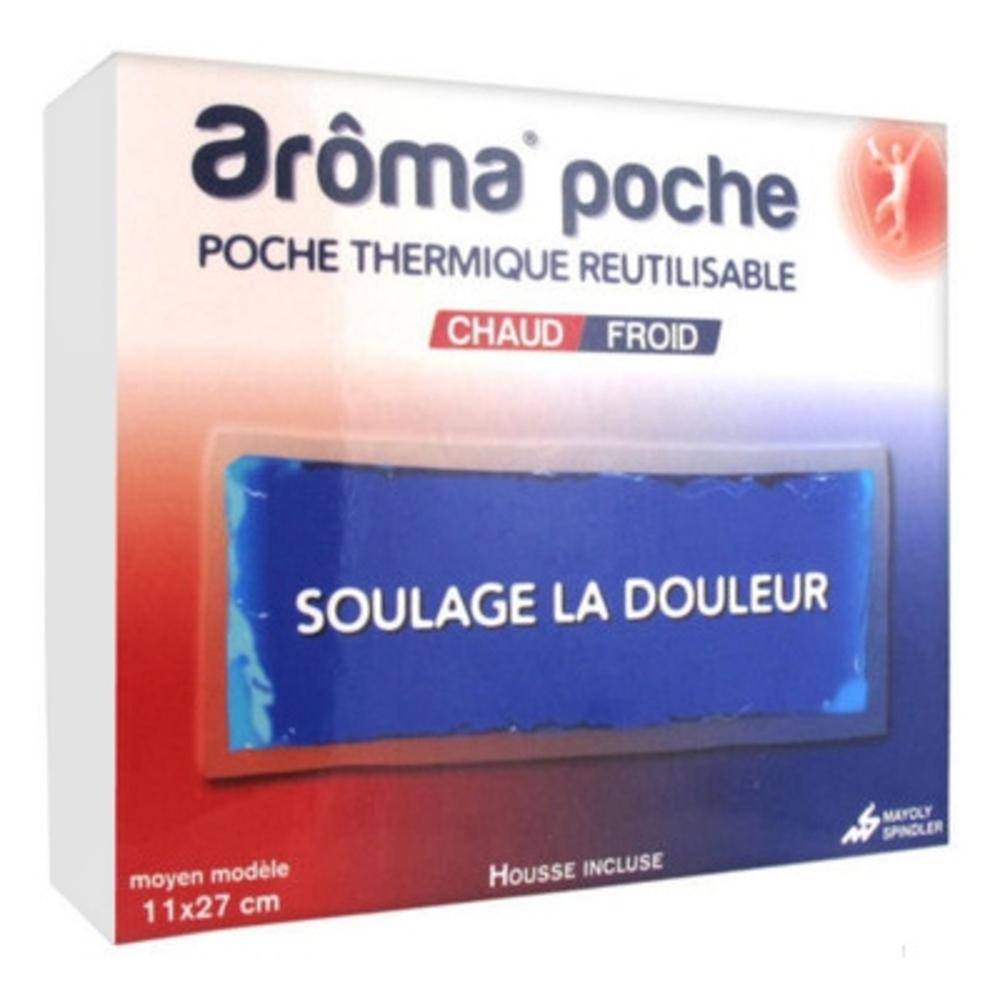 Arôma poche thermique réutilisable 11x27cm - mayoly spindler -204671