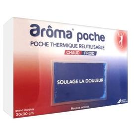 Arôma poche thermique réutilisable 21x30cm - mayoly spindler -204672