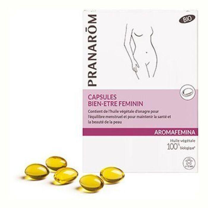 Aromafemina bien-être féminin 30 capsules Pranarom-226332