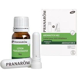 Aromaforce lotion pour stick inhalateur 10ml - pranarom -222696