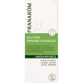 Aromaforce solution défenses naturelles - 30.0 ml - pranarom -147891