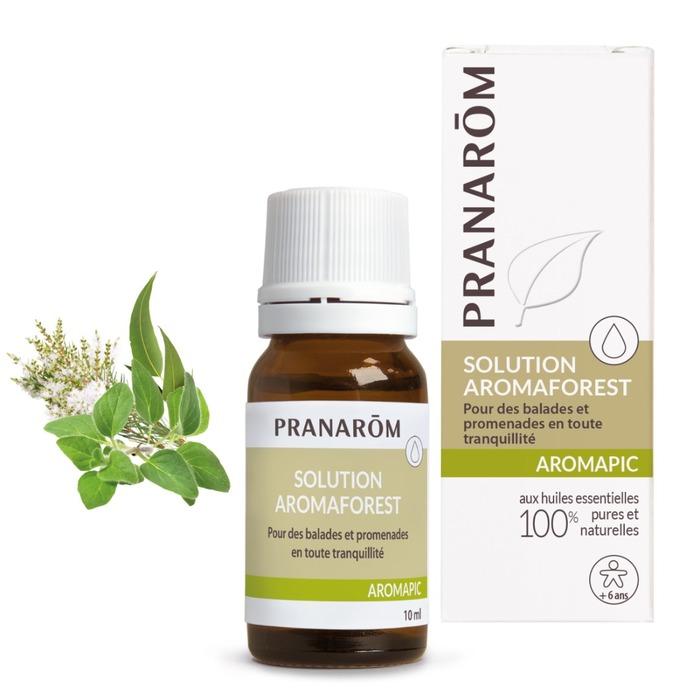 Aromaforest, lotion - 10 ml Pranarom nature-189768