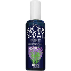 Aromaspray spray lavande romarin - 100 ml - divers - aromaspray -133529