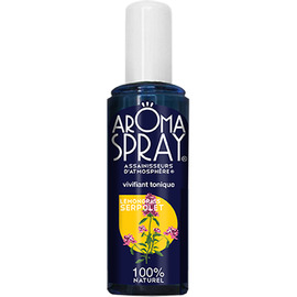 Aromaspray spray lemongrass serpolet - 100ml - divers - aromaspray -133530