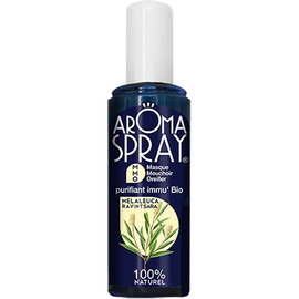 Aromaspray spray ravintsara melaleuca - 100ml - divers - aromaspray -133537