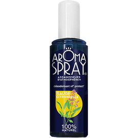 Aromaspray spray sauge citronnelle - 100ml - divers - aromaspray -133535