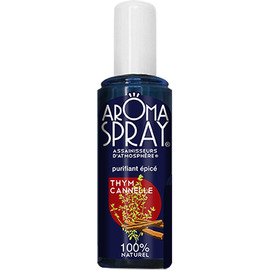 Aromaspray spray thym cannelle - 100ml - divers - aromaspray -133536