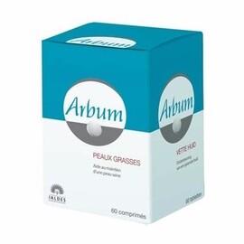 Arrêbum peaux grasses 60 comprimés - jaldes -214558