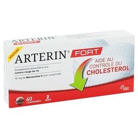 Arterin fort - 60 comprimés - omega pharma -203606