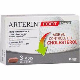 Arterin fort plus q10 90 comprimés - omega pharma -216045