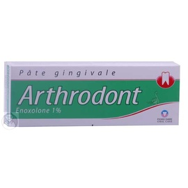 ARTHRODONT Pate Gingivale - 40g - 40.0 G - Pierre Fabre -193116
