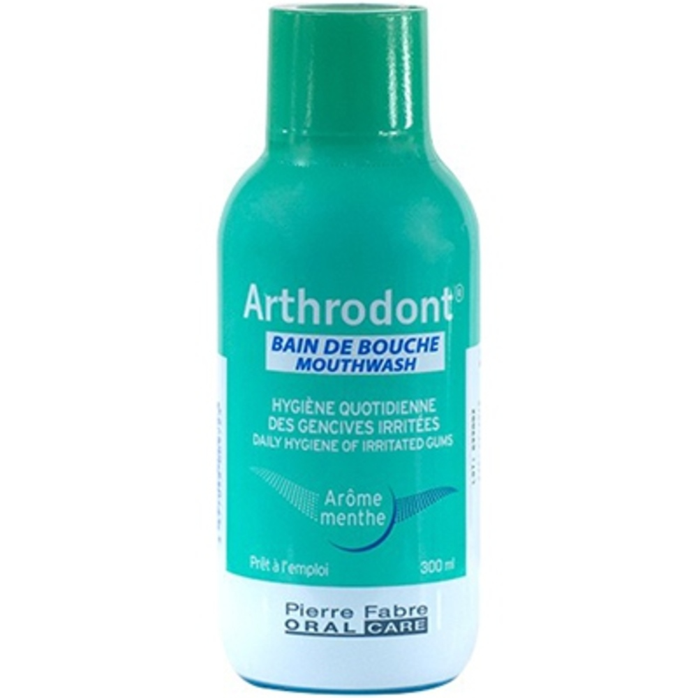 Arthrodont solution bain de bouche 300ml - 300.0 ml - arthrodont -191764